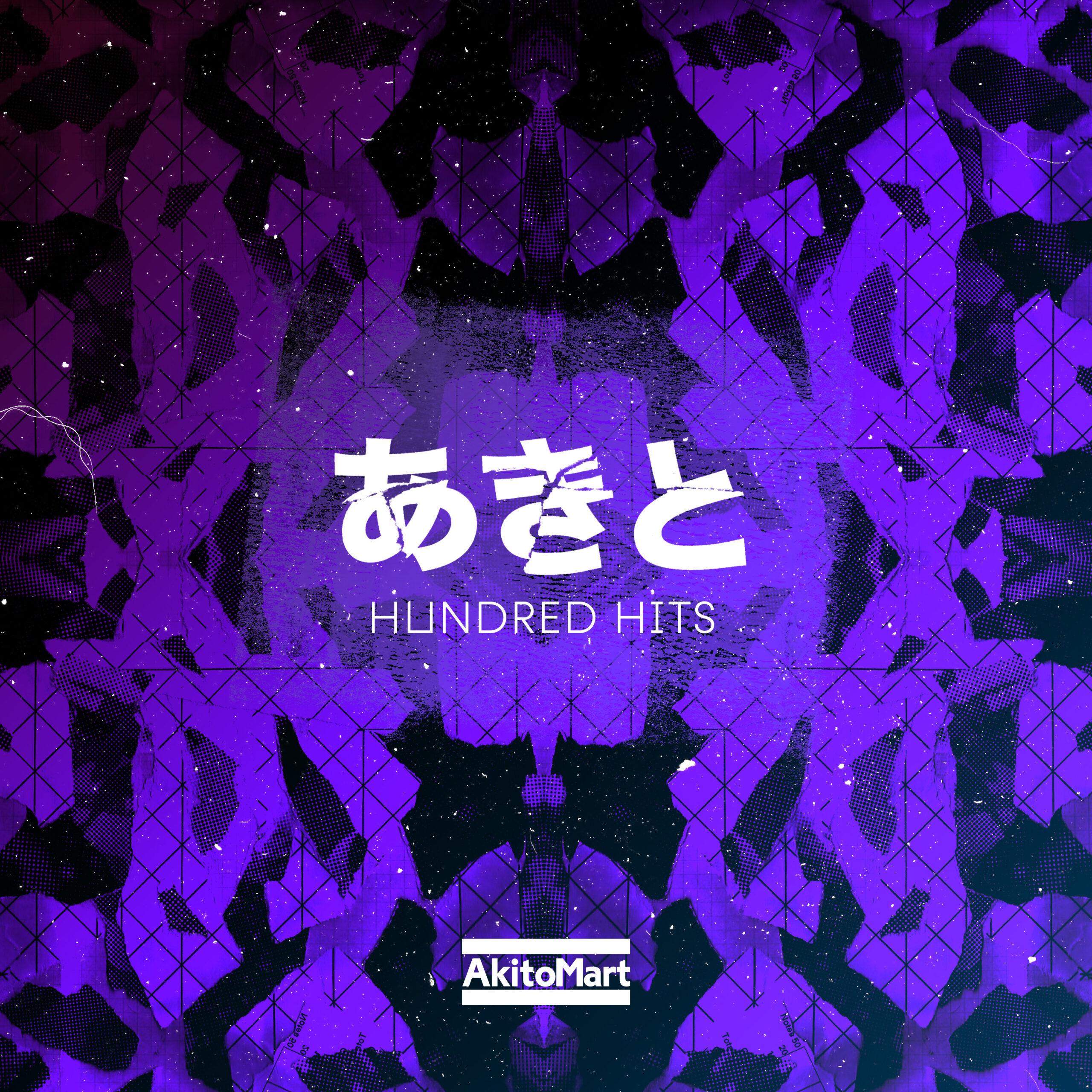 Akito - Hundred Hits Drum Sample Pack- AkitoMart